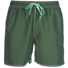 arena Fundamentals Solid Zwemboxers Heren, wood green/golf green